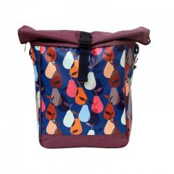 Einzeltasche Peras Blau