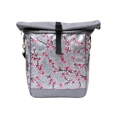 Hanami silber Einzeltasche