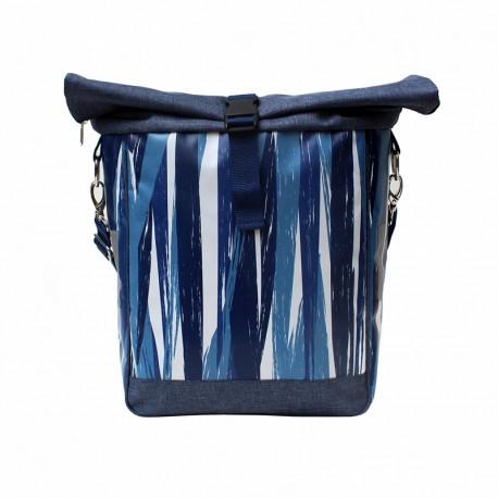 Einzeltasche Indigo