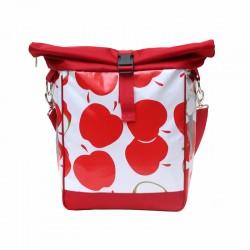 Einzeltasche Manzanas rot