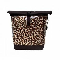 Einzeltasche Leopard