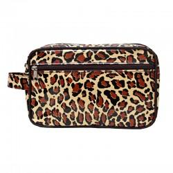 Kulturtasche Leopard