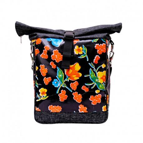 Einzeltasche Floral