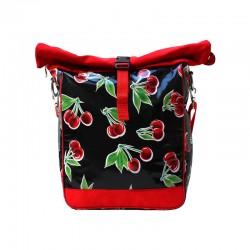 Einzeltasche Cerezas schwarz